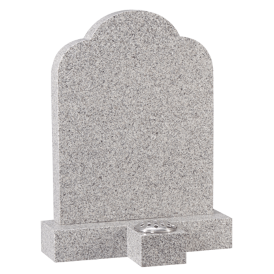 Rounded Shoulder Headstone