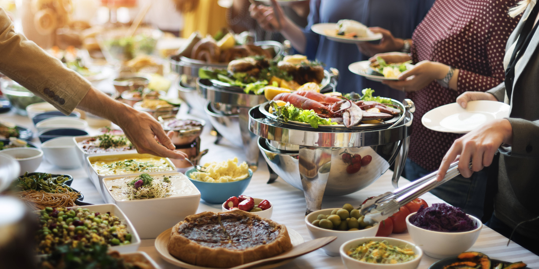 Fine Food To Serve At A Funeral Reception Ak Lander Home Interior And Landscaping Ferensignezvosmurscom