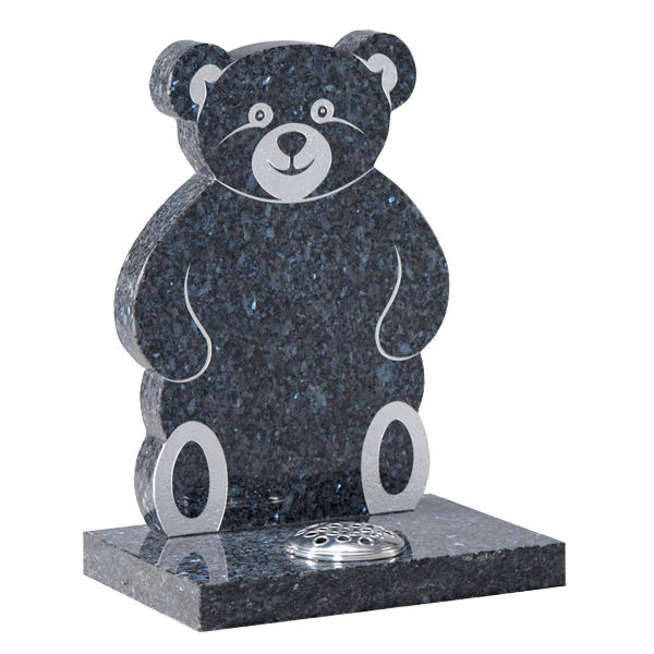 Children's Teddy Bear Headstone